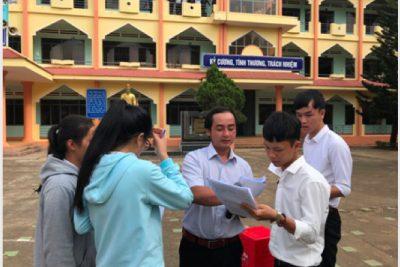 Giáo dục Đắk Lắk có 22.191 thí sinh đăng ký dự thi THPT Quốc gia năm 2018