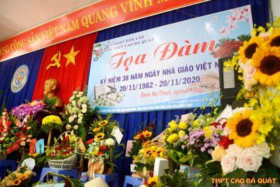 Tọa đàm Kỷ niệm 38 năm ngày Nhà giáo Việt Nam 20/11/1982-20/11/2020