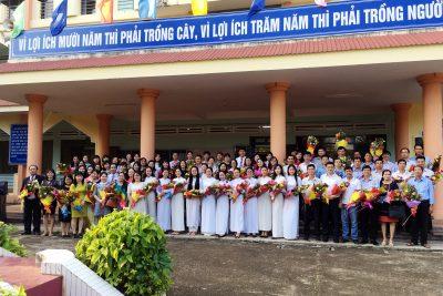 Lễ kỷ niệm 36 năm Ngày Nhà giáo Việt Nam (20/11/1982 – 20/11/2018).