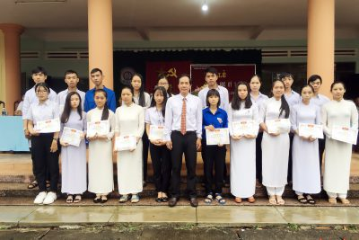 Lễ Sơ kết Học kỳ I – Năm học 2018-2019