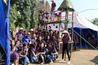 Hào hứng Hội trại truyền thống 26-3
